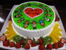 K-65 畢業班蛋糕
